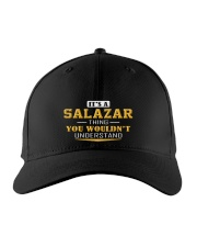 SALAZAR - Thing You Wouldnt Understand Embroidered Hat front