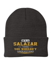SALAZAR - Thing You Wouldnt Understand Knit Beanie thumbnail