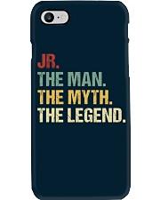 THE LEGEND - Jr Phone Case thumbnail