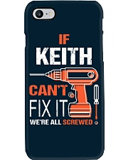 If Keith Cant Fix It - We Are All Screwed Phone Case thumbnail