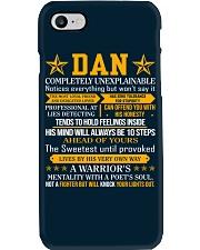 Dan - Completely Unexplainable Phone Case thumbnail