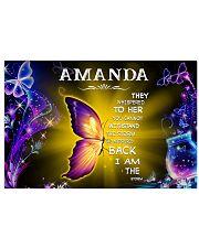 Amanda - I am the storm P005 17x11 Poster thumbnail