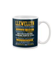 Llewellyn - Completely Unexplainable Mug thumbnail