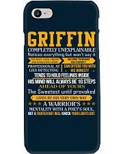 Griffin - Completely Unexplainable Phone Case thumbnail
