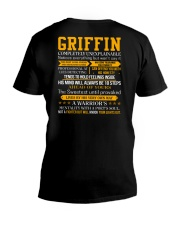 Griffin - Completely Unexplainable V-Neck T-Shirt thumbnail