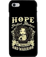 PRINCESS AND WARRIOR - Hope Phone Case thumbnail