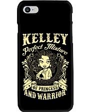 PRINCESS AND WARRIOR - Kelley Phone Case thumbnail