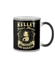 PRINCESS AND WARRIOR - Kelley Color Changing Mug thumbnail