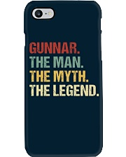 THE LEGEND - Gunnar Phone Case tile