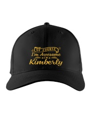Kimberly - Im awesome Embroidered Hat front