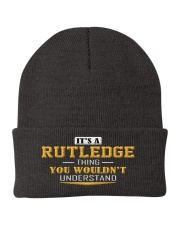 RUTLEDGE - Thing You Wouldnt Understand Knit Beanie thumbnail