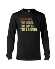 THE LEGEND - Hassan Long Sleeve Tee thumbnail