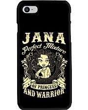 PRINCESS AND WARRIOR - Jana Phone Case thumbnail