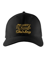 Shirley - Im awesome Embroidered Hat front