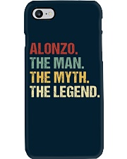 THE LEGEND - Alonzo Phone Case thumbnail