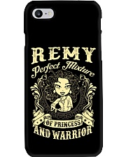 PRINCESS AND WARRIOR - REMY Phone Case thumbnail