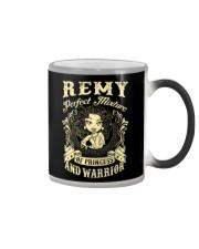 PRINCESS AND WARRIOR - REMY Color Changing Mug thumbnail