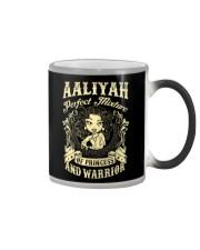 PRINCESS AND WARRIOR - Aaliyah Color Changing Mug thumbnail