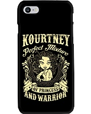 PRINCESS AND WARRIOR - Kourtney Phone Case thumbnail