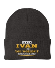 Ivan - Thing You Wouldnt Understand Knit Beanie thumbnail