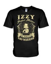 PRINCESS AND WARRIOR - Izzy V-Neck T-Shirt thumbnail