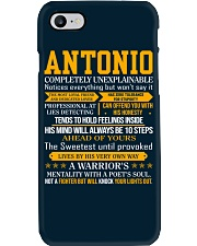 Antonio - Completely Unexplainable Phone Case thumbnail