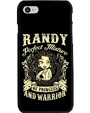 PRINCESS AND WARRIOR - Randy Phone Case tile