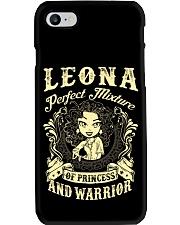 PRINCESS AND WARRIOR - LEONA Phone Case thumbnail