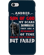 Andres - Son Of God Phone Case thumbnail