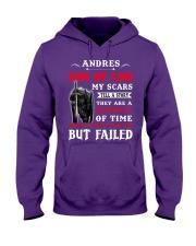 Andres - Son Of God Hooded Sweatshirt thumbnail