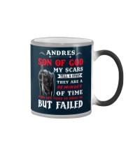 Andres - Son Of God Color Changing Mug thumbnail