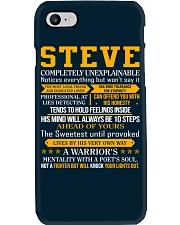 Steve - Completely Unexplainable Phone Case thumbnail