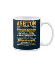 Ashton - Completely Unexplainable Mug thumbnail