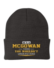 MCGOWAN - Thing You Wouldnt Understand Knit Beanie thumbnail