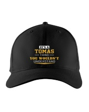 TOMAS - THING YOU WOULDNT UNDERSTAND Embroidered Hat front
