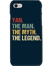 THE LEGEND - Yan Phone Case thumbnail