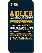 Adler - Completely Unexplainable Phone Case thumbnail
