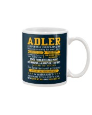 Adler - Completely Unexplainable Mug thumbnail