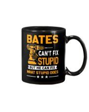 BATES - FIX WHAT STUPID DOES Mug thumbnail