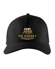JOSE - THING YOU WOULDNT UNDERSTAND Embroidered Hat front