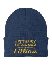 Lillian - Im awesome Knit Beanie tile