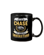 Chase - thing you wouldnt understand M002 Mug front