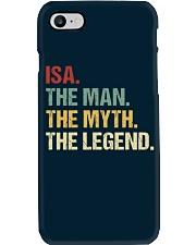THE LEGEND - Isa Phone Case thumbnail