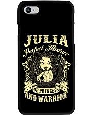 PRINCESS AND WARRIOR - Julia Phone Case thumbnail