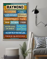 Raymond - PT01 24x36 Poster lifestyle-poster-1
