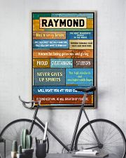 Raymond - PT01 24x36 Poster lifestyle-poster-7