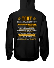 Tony - Completely Unexplainable Hooded Sweatshirt thumbnail