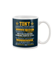 Tony - Completely Unexplainable Mug thumbnail