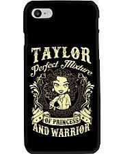 PRINCESS AND WARRIOR - Taylor Phone Case thumbnail