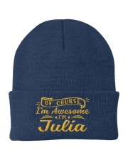 Julia - Im awesome Knit Beanie tile